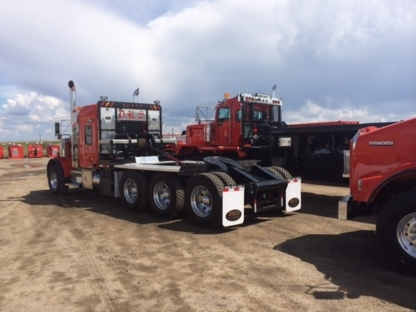 D R S Energy Services Inc - Trucking