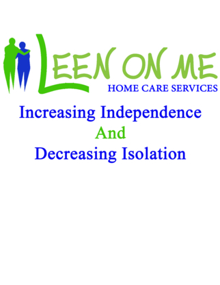 Lean on Me Home Care - Home Health Care Service - 613-888-6874