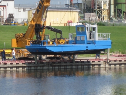 Kinetic Machine Works Ltd - Ateliers d'usinage