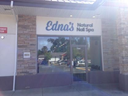 Edna's Natural Nail Spa - Nail Salons - 604-393-3808