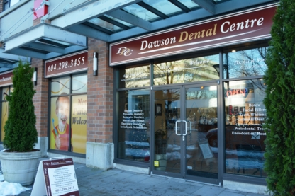 Dawson Dental Centre - Dentistes - 604-298-3455