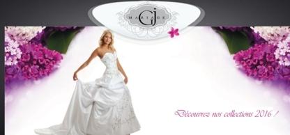 G J Mariages - Boutiques de mariage - 819-806-6454