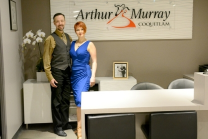 Arthur Murray A Franchised Dance Studio - Dance Lessons - 604-552-3052
