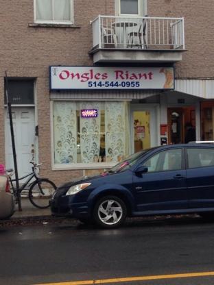 Ongles Riant Nails - Nail Salons