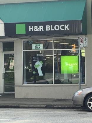 H&R Block - Tax Return Preparation - 604-713-1000