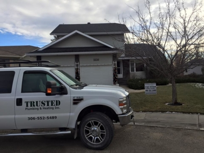 Trusted Plumbing And Heating Inc - Plombiers et entrepreneurs en plomberie - 306-552-5489