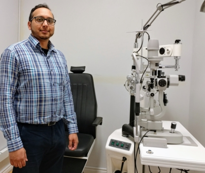 Ajax Optometrists Clinic - Optométristes - 905-427-3937