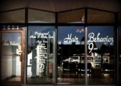 Hair Behavior - Hair Salons - 403-320-1617