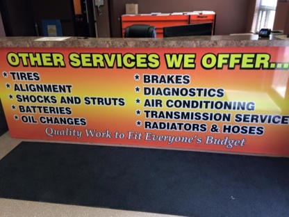 Budget Exhaust & Automotive Inc. - Auto Repair Garages - 905-681-4579