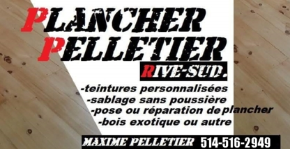 Plancher Pelletier Rive-Sud - Floor Refinishing, Laying & Resurfacing