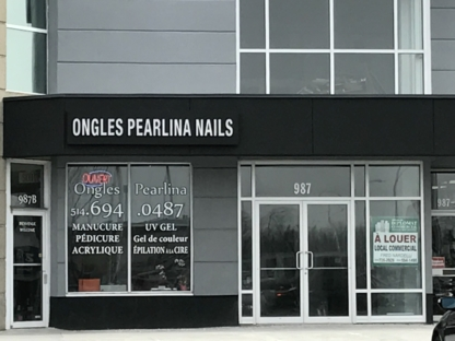 Ongles Pearlina Nails - Manicures & Pedicures