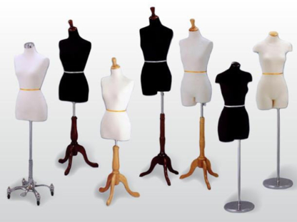 View King's Display Rack & Mannequins's Thornhill profile