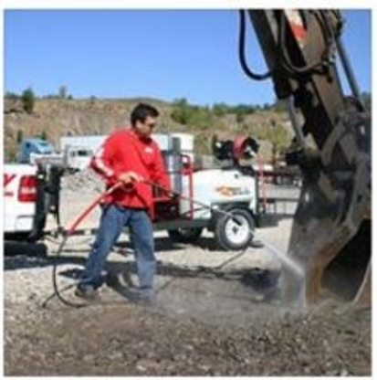 Hotsy Water Blast - Chemical & Pressure Cleaning Systems