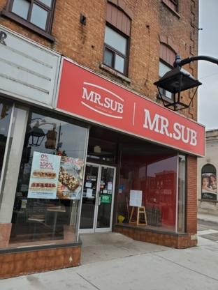 Mr.Sub - Take-Out Food