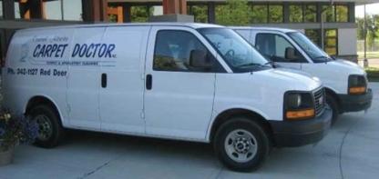 Central Alberta Carpet Doctor Inc - 403-342-1127
