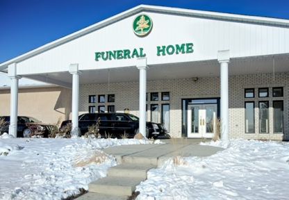 Mountain View Funeral Home & Cemetery - Funeral Homes - 587-317-3262