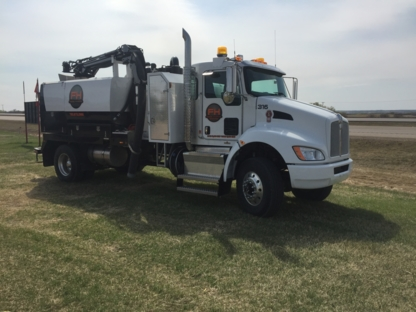 Finesse Hydrovac Ltd - Hydrovac Contractors - 780-872-2966