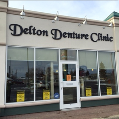 Delton Denture Clinic Ltd - Teeth Whitening Services - 780-476-7929