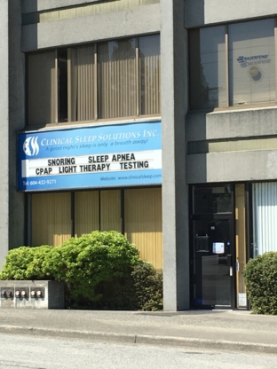 Clinical Sleep Solutions - Insomnia, Apnea & Other Sleep Disorders