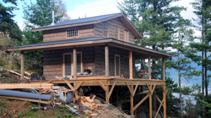 Trappeur Homes - Log Cabins & Homes - 250-270-0396