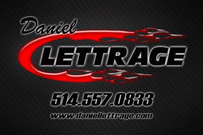 Daniel Lettrage - Sign Lettering