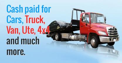 Cash for Scrap Cars - Ferraille et recyclage de métaux