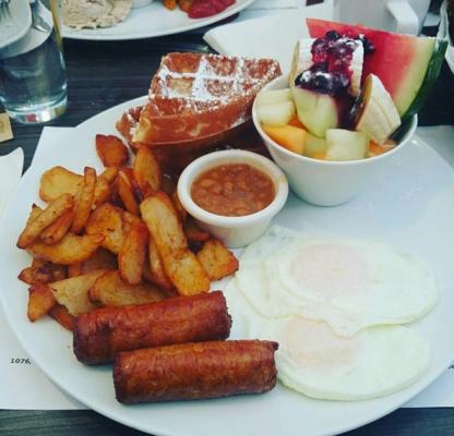 Petinos Dejeuner - Restaurants