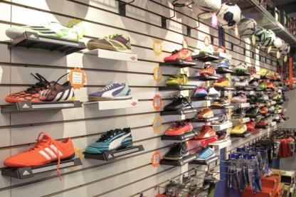 Fisher's Soccer Shack Inc - Magasins d'articles de sport