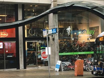 English Bay Bike Rentals Inc - Location de vélos