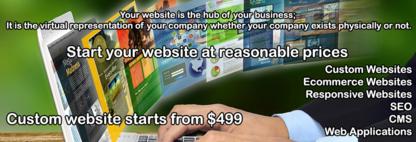WPG Solution - Développement et conception de sites Web - 647-745-4587