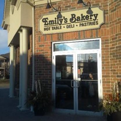 Emily's Bakery - Pizza & Pizzerias - 905-417-8989