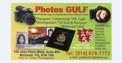 Gulf Photos - Golf intérieur - 514-678-7773