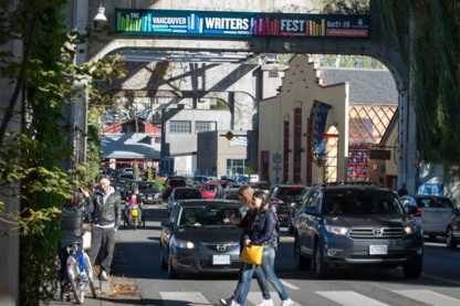 Vancouver Writers Festival - Associations