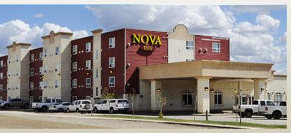 Nova Inn Peace River - Hotels - 780-618-1999