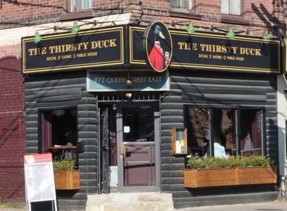 The Thirsty Duck - Chinese Food Restaurants - 416-463-2303