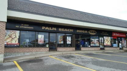 Palm Beach Mega Tan - Tanning Salons