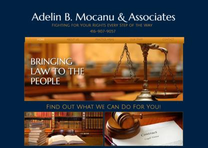 Adelin B. Mocanu & Associates - Home Improvements & Renovations - 416-907-9057