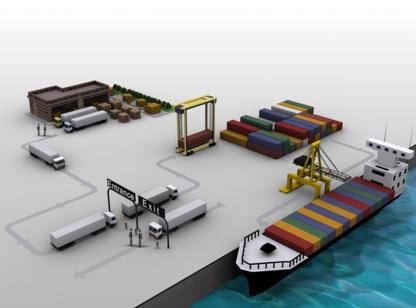 TMSI - Transport de marchandises local et international
