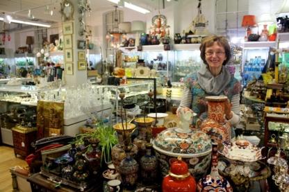 Cynthia Findlay Antiques - Jewellery Buyers - 416-260-9057