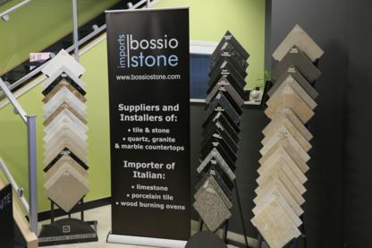 View Bossio Stone Imports Ltd's Edmonton profile