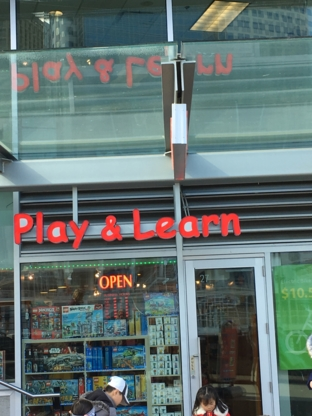 Play & Learn Toys Games Puzzle - Toy Stores