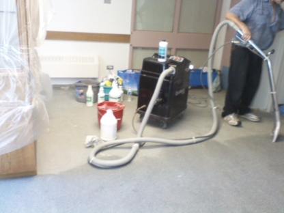 Central Cleaning Contractors Ltd - Commercial, Industrial & Residential Cleaning - 204-582-2251