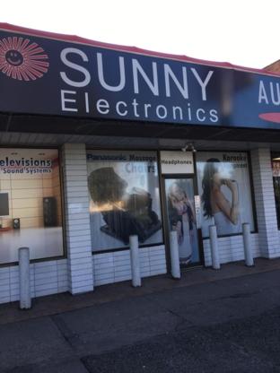 Sunny Electronics - Vente et réparation de téléviseurs - 604-321-1626