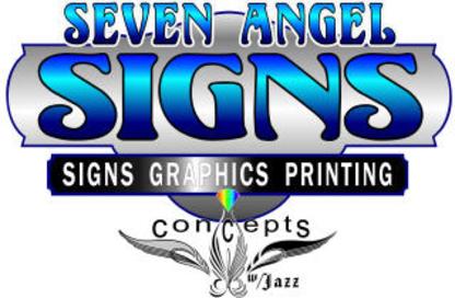 Seven Angel Signs - Printers