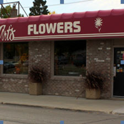 Art's Flowers Ltd - Florists & Flower Shops