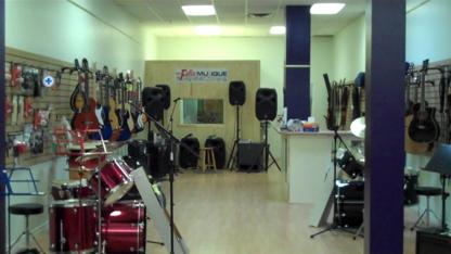 Chez Félix Musique - Magasins d'instruments de musique