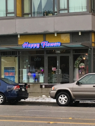 Happy Flowers - Florists & Flower Shops