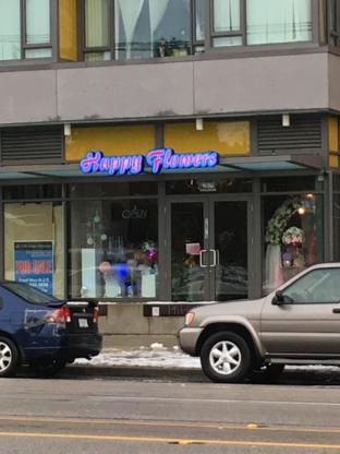 Happy Flowers - Florists & Flower Shops - 604-435-5521