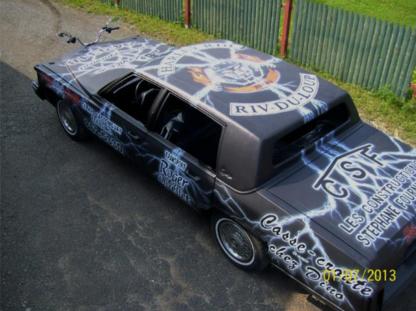 Garage Roberto Lavoie Carrosseries - Réparation de carrosserie et peinture automobile