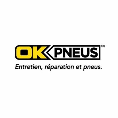 OK Pneus - Tire Retailers - 819-561-1102